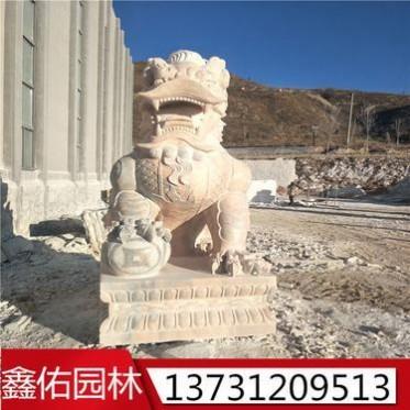 石雕麒麟 生产厂家支持定制
